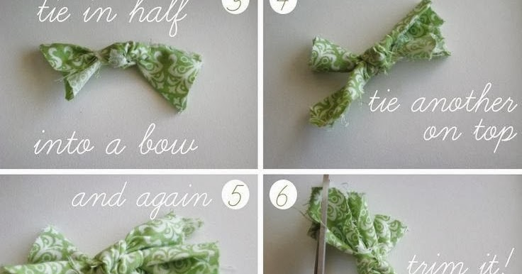 Bow bows do it yourself crafts homemade easy crafts solutioingenieria Image collections