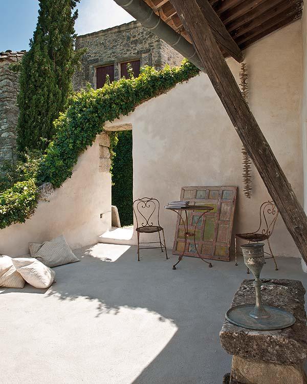 Shabby chic rural - Casas rurales en la provenza ...