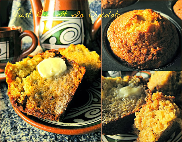 Oatmeal Banana Muffins with Flax Seeds Recipe, Easy to make and oh so sweet,this muffins are better than any store bought ones and are done in only 18 minutes! Enjoy homemade healthy goodness and butter them up! Yummm! #muffins #bananamuffins #oatmealmuffins, #flax
