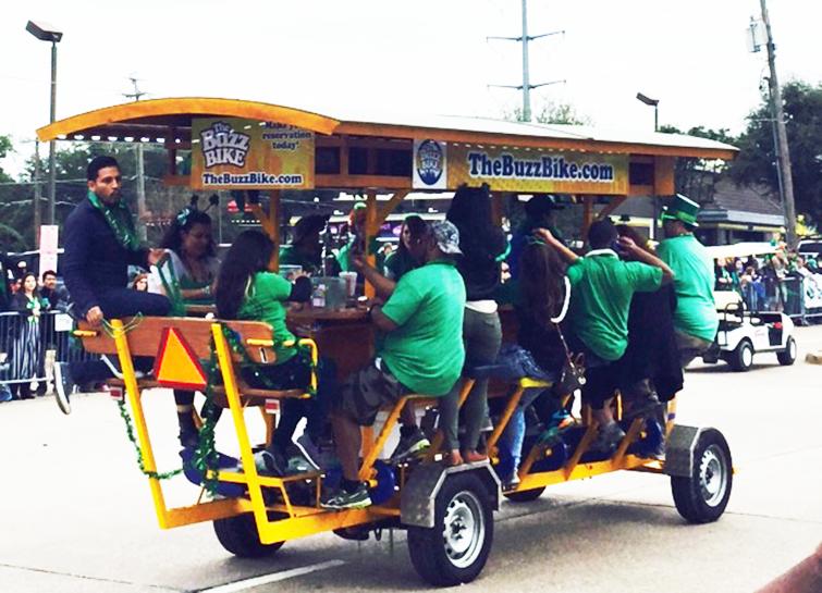 The Buzz Bike Dallas