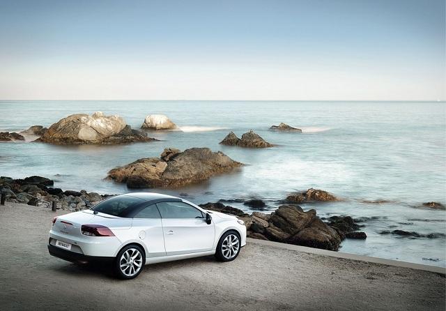 Renault Mégane CC startet aufgefrischt ins Frühjahr