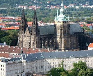 Palacio Real - Castillo de Praga