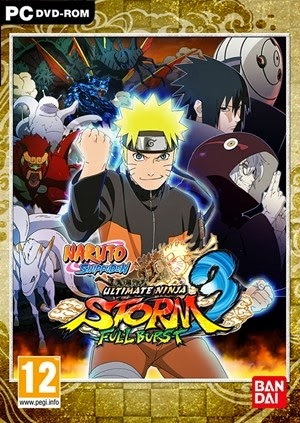 Naruto Shippuden: Ultimate Ninja Storm 3 Full Burst PC Gameplay