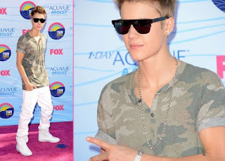 Justin Bieber: 2012 Teen Choice Awards Fan Favorite » Gossip | Justin Bieber