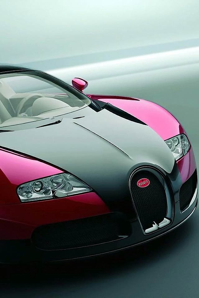 Bugatti Super Car Purple   Galaxy Note HD Wallpaper