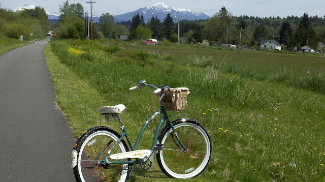 Electra Gypsy, retro cruiser bicycle