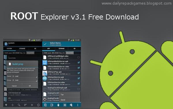 Root Explorer APK Download v5.0.16