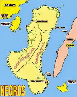 Pulau Negros Filipina Dilanda Gempa Bumi