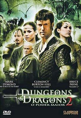 Filme Poster Dungeons e Dragons 2: O Poder Maior DVDRip XviD & RMVB Dublado