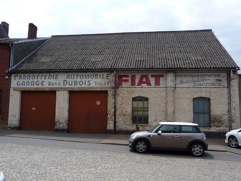 Les carnets de clio fiat vs panhard - Garage thibault pontlevoy ...