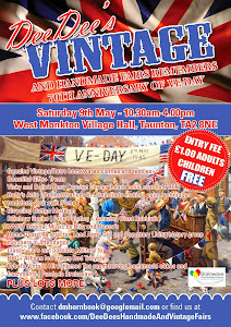 Dee Dees Vintage and Handmade Fairs Remembers 70th Anniversary of VE Day