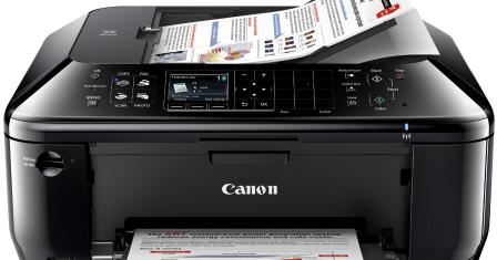 Canon PIXMA MX920 Wireless Inkjet Driver Download