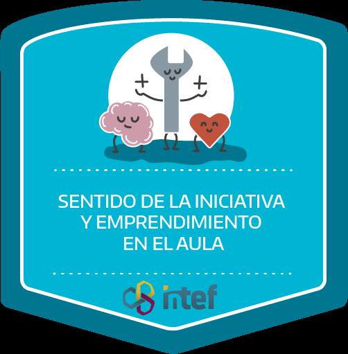Insignia #Emprende_INTEF