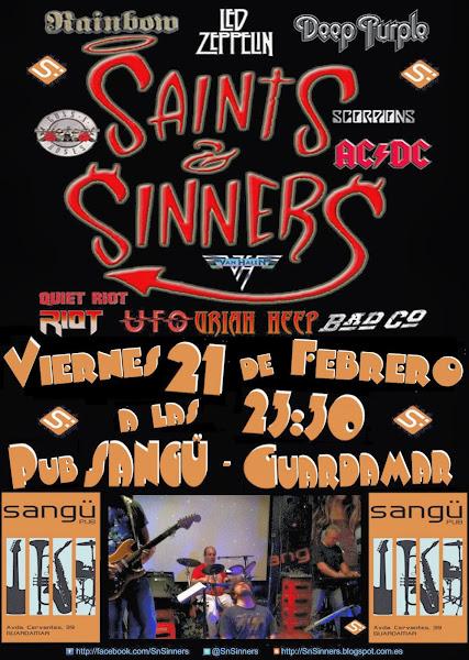 Logo Cartelera SnSinners