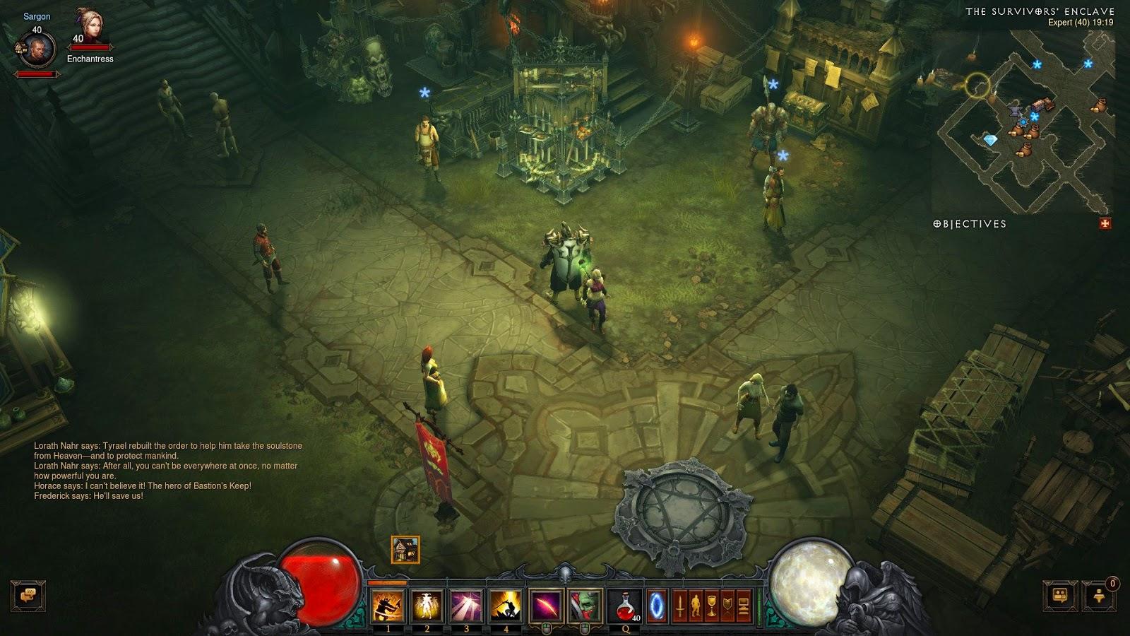 multi5 español Expansión de Diablo III completo para pc