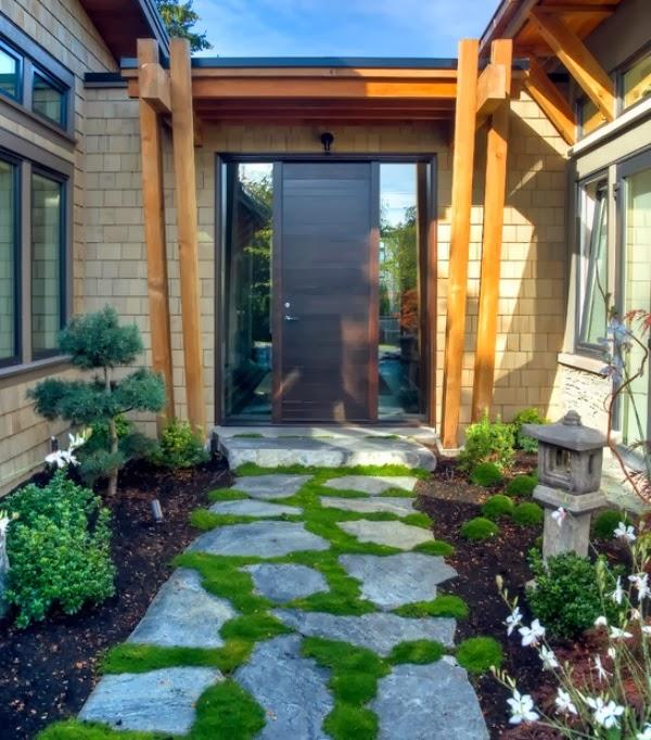 10 soluciones para jardines largos y estrechos guia de for Jardin en casa