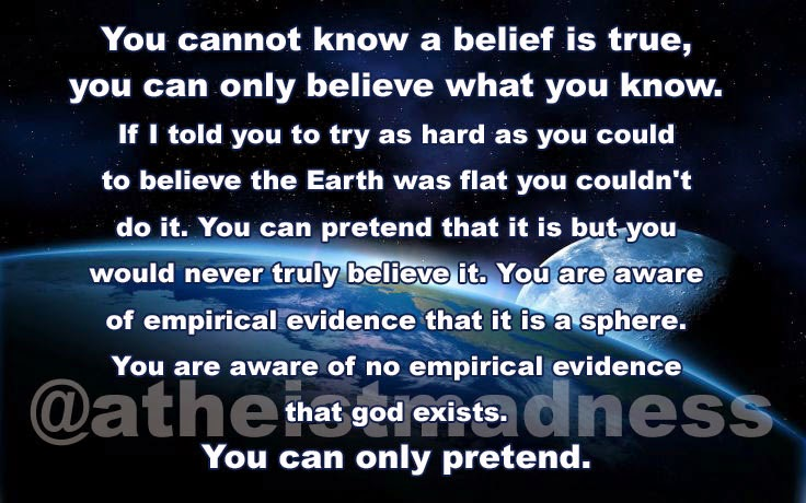 Atheist Madness Meme