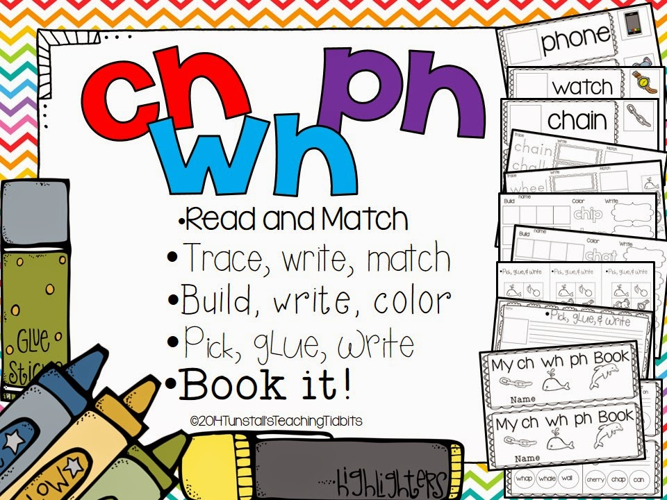 http://www.teacherspayteachers.com/Product/CH-WH-and-PH-5-Interactive-Activities-1186530