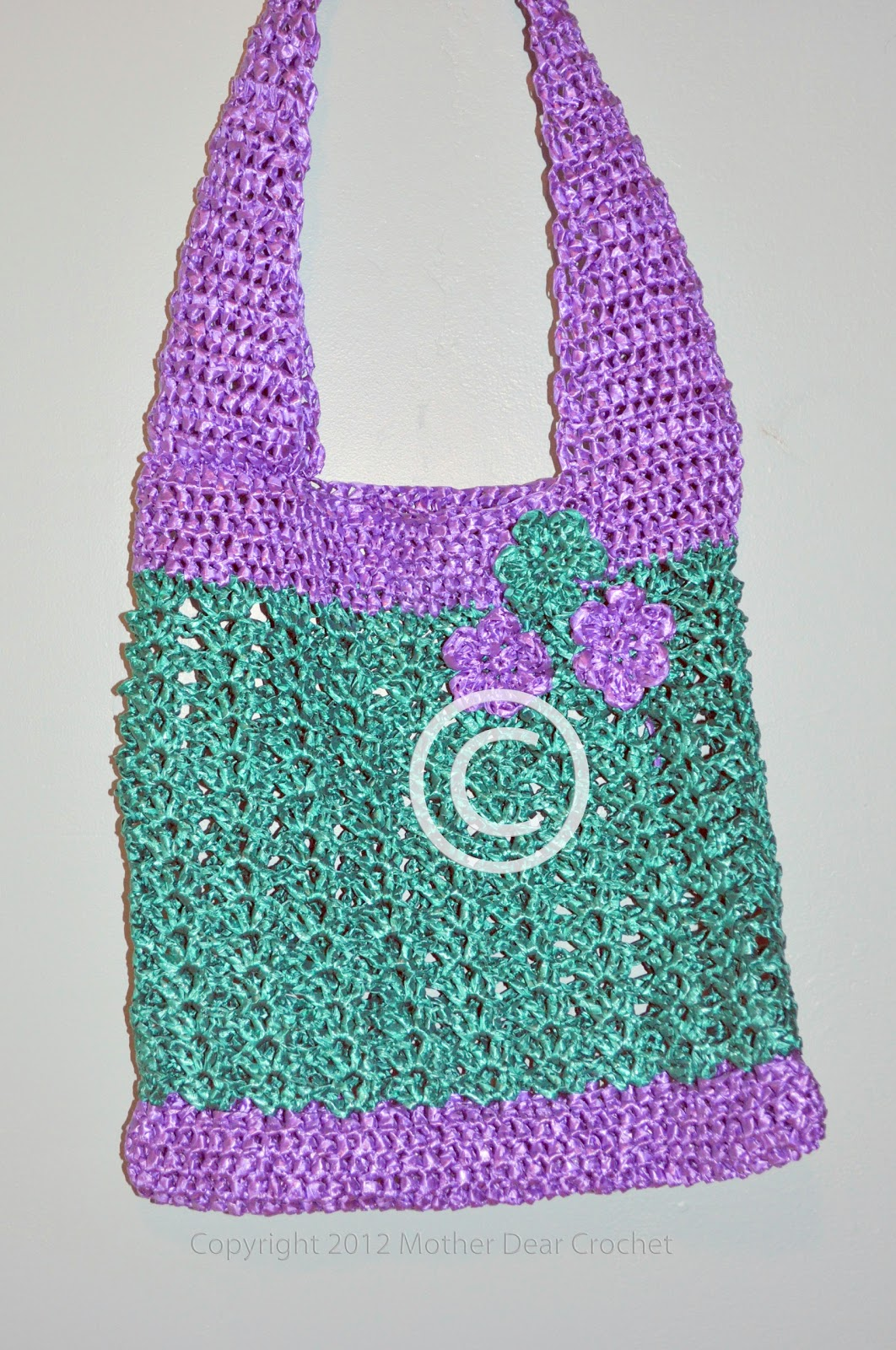 Beach Bag Crochet : FLOWER BEACH BAG Crochet Pattern Giveaway