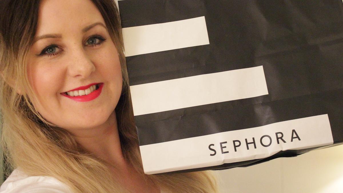 sephora-haul