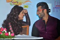 Upcoming movie 'Youngistaan' Promotion at 2014 Goa Carnival