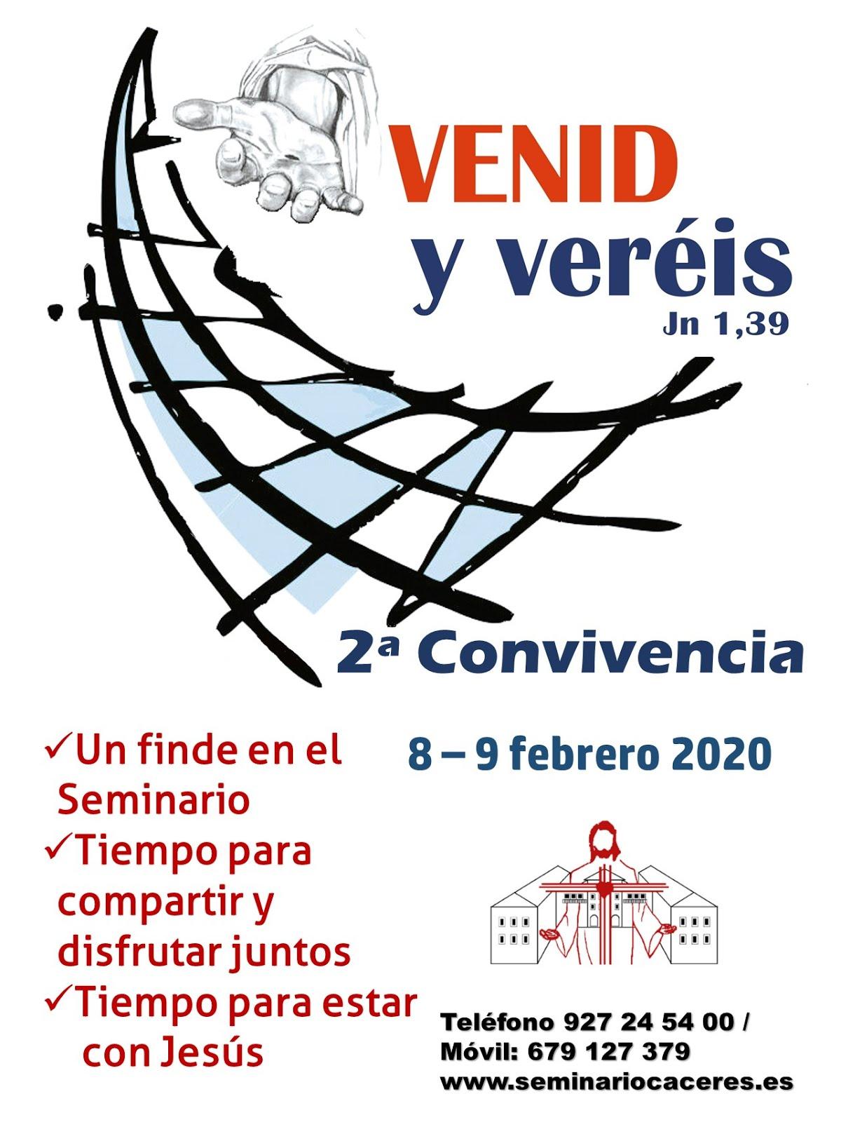 2ª CONVIVENCIA VOCACIONAL