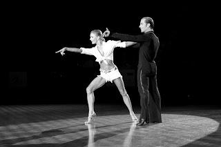 Riccardo Cocchi and Yulia Zagoruychenko