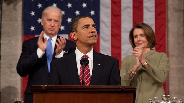 Obama's Speech at State of Union 2013