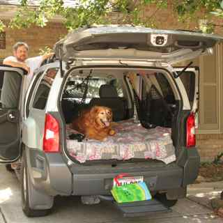 Ruffing It How To Turn Your Suv Into A Rv Updated