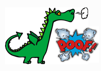 POOF for NOV 4: As the Insanity Ends  Poof-the-money-dragon