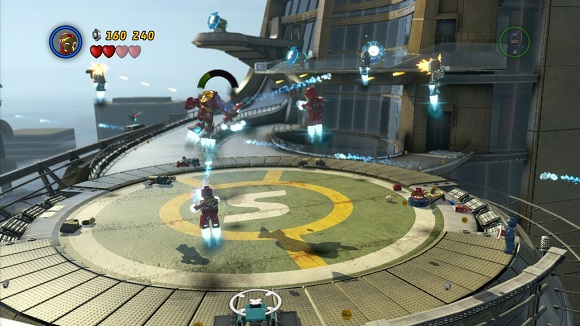 LEGO Marvel Super Heroes FLT For PC screenshot by jembercyber.blogspot.com
