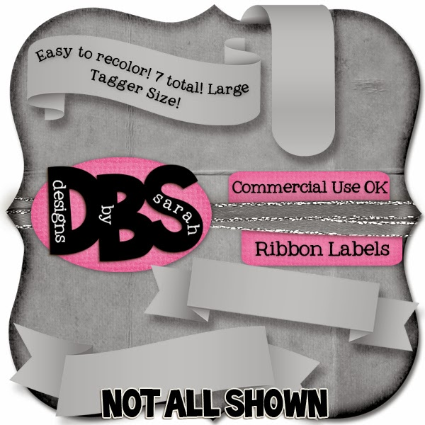 Freebie Alert! Freebie Ribbon Labels CU OK