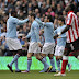 Classy Man City rout Sunderland 5-0
