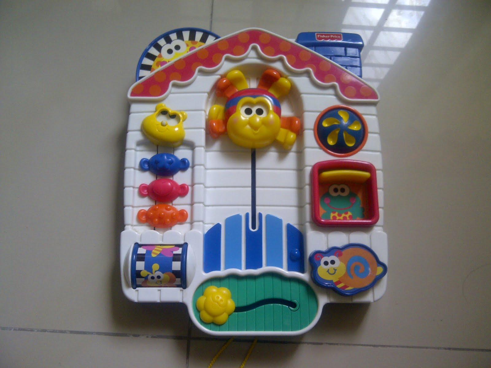 Fisher Price Crib Toys : Special toys shop fisher price eency weency spider crib toy