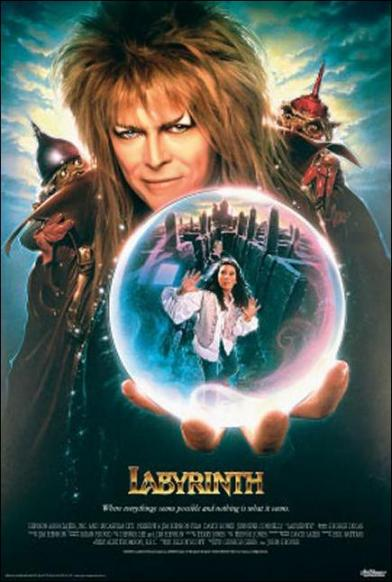 Laberinto Labyrinth pelicula Strauffon blog