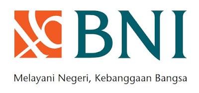 logo bank bni dan bni tagline