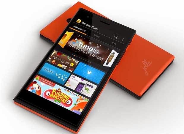 Price and Specification Jolla Smartphone