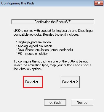 ePSXe 1.7.0 + Plugins + Bios - PS1 EMULADOR