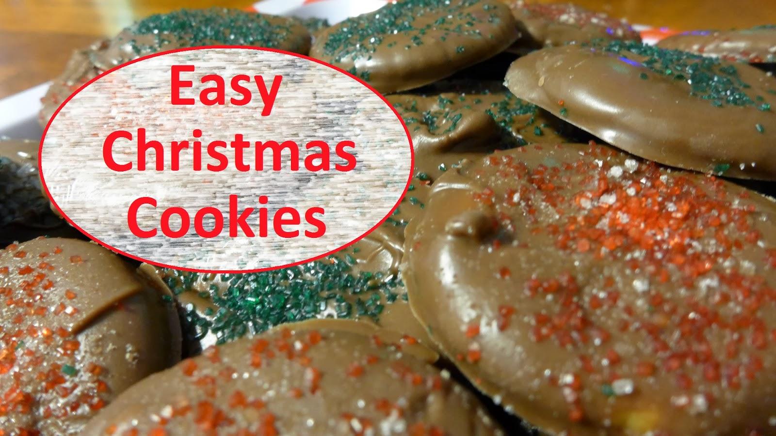 easymeworld how to make easy christmas cookies