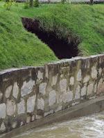 Erosão em terrenos