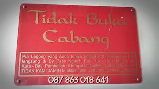 Order Pia Legong Online Dari Bali