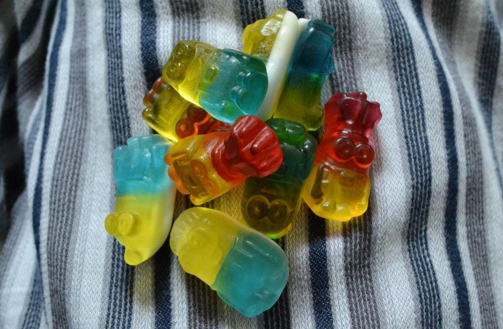 haribo minions sweets