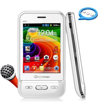Micromax Superphone A50