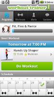 beginners workout app