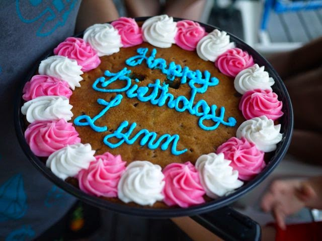 Lynn's 24th Birthday