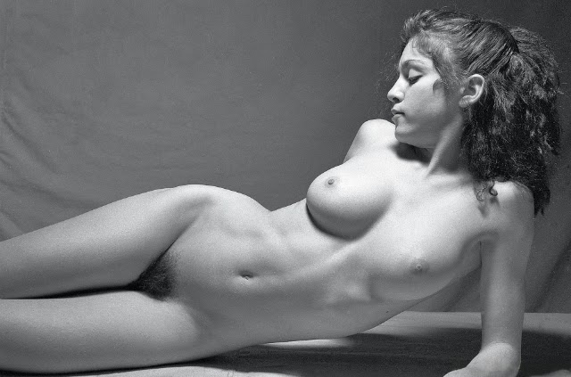 Madonna desnuda fotos Playboy