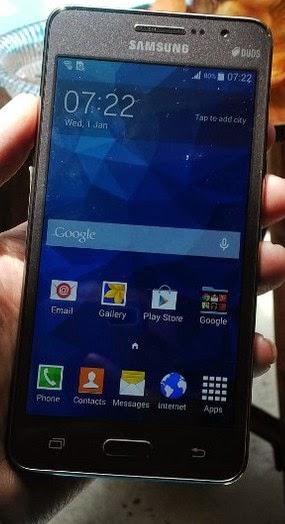 Gadget Terbaru Samsung Galaxy Grand Prime