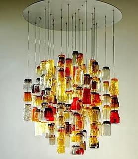 Lustres e Luminárias