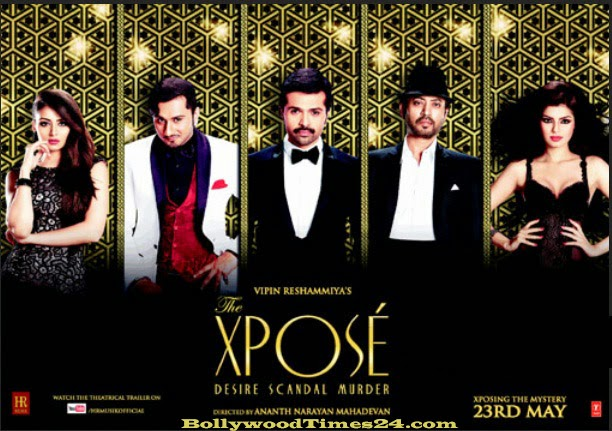 The Xpose Movie,First look Poster,2014,Picture,Photos
