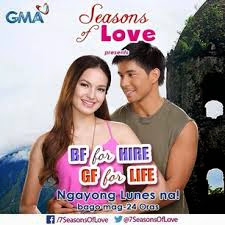 Seasons Of Love Presents: BF For Hire GF For Life – 30 October 2014